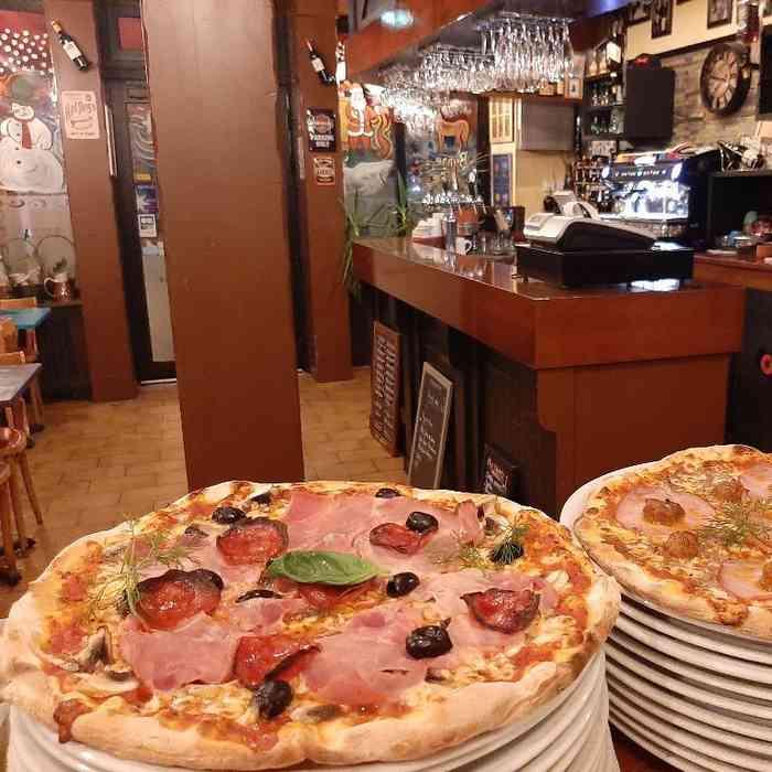 Pizza Mirabella